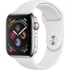 Умные часы Apple Watch Series 4 Cellular Stainless Steel 40